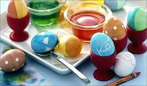 Easter Egg Food Coloring Deviled Eggs Dying With Chart – Benneedham.info