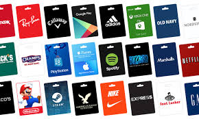 which gift card has the highest rate in