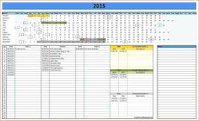 Indesign Calendar Template 2015 - Tier.brianhenry.co