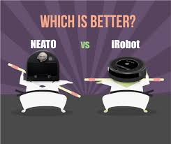 Ultimate Guide To Deciding Between The Neato Botvac Vs Roomba