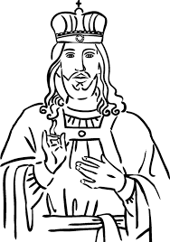 Small Picture Crown Him King Coloring Page
