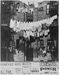FileRows Of Laundry Outside A New York City Apartment House - New york apartments outside