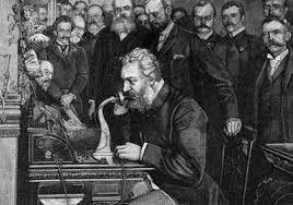 Resultado de imagem para Alexander Graham Bell