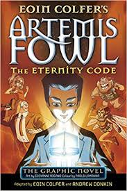 the eternity code the graphic novel artemis fowl graphic novels amazon co uk eoin colfer andrew donkin giovanni rigano paolo lamanna 9780141350264