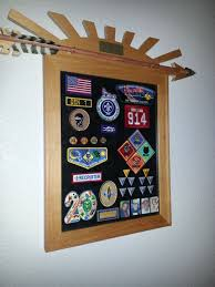 Arrow Of Light Display Plaque Pin On Scout Stuff Activities