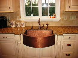 image of copper farmhouse sink maintenance