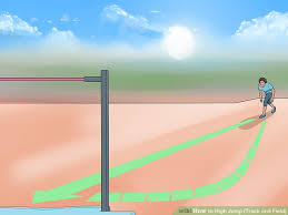 How To High Jump Track And Field 15 Steps With Pictures