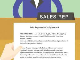 Manufacturers Rep Agreement Elegant Fancy Sales Rep Contract ...