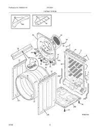wiring diagram for electrolux dryer wiring diy wiring diagrams parts for electrolux eied55hiw0 dryer appliancepartspros com