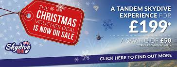 Skydiving Gift Ideas For Christmas Skydive Gb