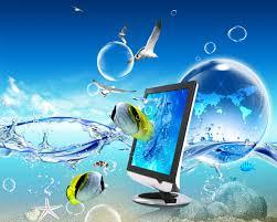 1280x1024 3D WAVES desktop PC and Mac ...