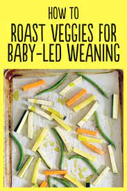 es for baby led weaning