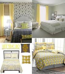 Gray And Yellow Master Bedroom Ideas 3