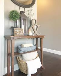 front entrance table. 27 Gorgeous Entryway \u2013 Entry Table Ideas Designed With Every Style Front Entrance ThefischerHouse