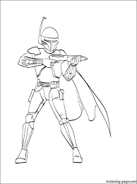 Boba Fett Coloring Page Star Wars Coloring Page Boba Fett Helmet