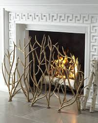 iron fireplace screens. Image Of: Best Wrought Iron Fireplace Screens Designs Ideas C