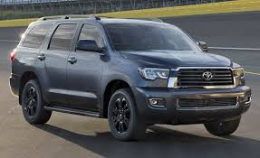 2018 toyota models. in the toyota lineup sequoia has always been colossal member providing name with a solid model and extraordinary features to have 2018 models