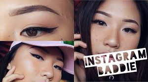 insram bad inspired makeup look faux freckles kathy truong you