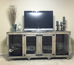 Furniture Decorative Dog Kennel Dog Crate Furniture