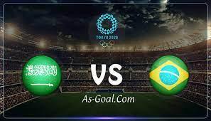 نتيجة مباراة السعودية والبرازيل في أولمبياد طوكيو 2020