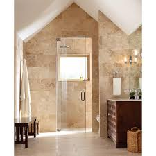 Travertine Floors In Kitchen Shower Tile Ms International Beige 12 In X 24 In Honed