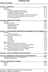 County Of Sutter Emergency Operations Plan Pdf