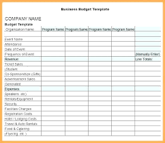 budget templates for small business operating budget template free hotel format treasurer report ate