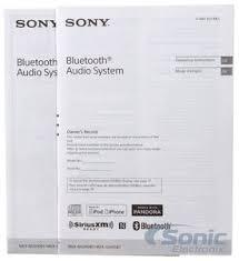 sony mex gsbt bluetooth cd mp car stereo w year warranty zoom