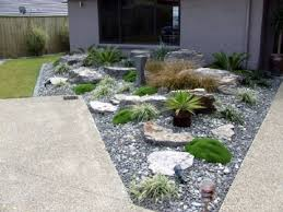 Small Picture Rock Garden Designs Interesting Stunning Lowwater Landscaping