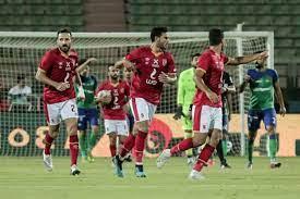 VAR» يحتسب الهدف الثالث للأهلي في شباك مصر المقاصة - بوابة الأهرام