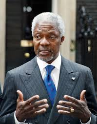 Image result for kofi annan