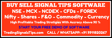 Nse Stock Charts With Buy And Sell Signals Mcx Tips Software 100 Accurate Buy Sell Signal Software For