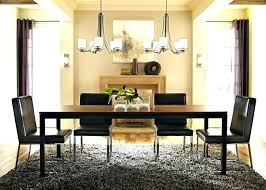 medium size of rectangle chandelier over dining table rectangular round size of for room chandeliers modern