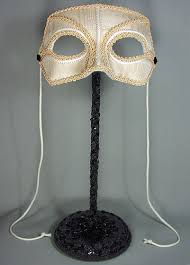 Mask Display Stand Display Options Gypsy Renaissance Handmade masquerade masks 8
