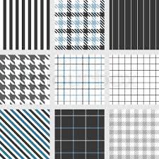Windowpane Pattern