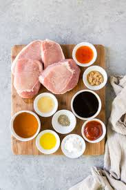 Place the pork chops in the instant pot with a tablespoon of coconut oil. Instant Pot Pork Chops With Honey Garlic Sauce Kristine S Kitchen