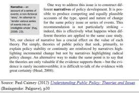 policy in words how much does policy change paul cairney 500 words p30 upp