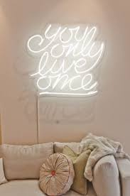 Neon Signs For Home Decor AZ Home Decor Trend 100 Neon Signs Real Houses Of The Bay Area 18