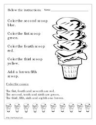 Math Worksheet Color By Number Multiplication L L L L L