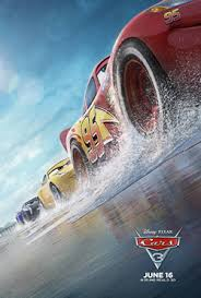 new car release april 2014Cars 3  Wikipedia