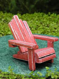 miniature adirondack chair beautiful primitives by kathy miniature fairy garden furniture