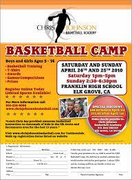 basketball training flyer template basketball camp flyer template template resume examples 8pkxooamv0