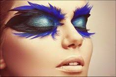 eye feather makeup decalz carol ri vodpod lockerz