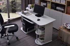 office desk hardware. white pc workstation wooden computer tableoffice desk hardware parts office s