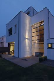 Exterior Wall Applications - Up and down exterior wall lights