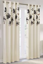eden grommet curtain panel
