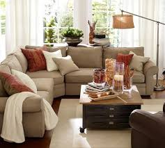 design guide how to style a sectional sofa barn living rooms room