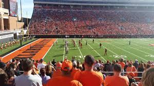 Boone Pickens Stadium Interactive Seating Chart