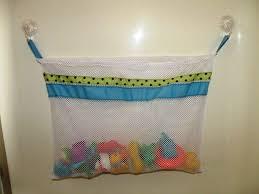 image of best bath toy holder