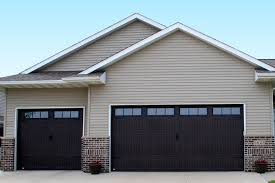 garage doors painted black in st louis